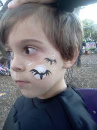 austin tx united states bats face paint