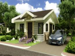 modern bungalow house designs and floor plans layout small philippines
