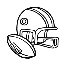 Football Outline Drawing Free Download Best Football