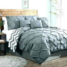 light grey bedding set king sets ruffle comforter twin decoration queen bed sheets