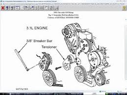 chevy s belt routing other category problem chevy s here ya go