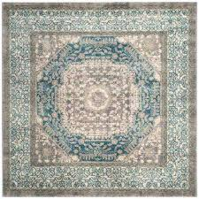 9 foot square rug square area rugs incredible distressed the home depot intended for 5 plan 9 foot square rug