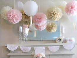 Decorative Puff Balls