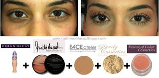 hiding dark circles under eyes with makeup cartoonview co