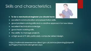 engineering and stem related careers by kyle lovstuen ppt 4 skills and characteristics