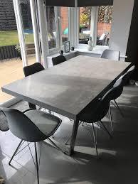 barker stonehouse halmstad dining table