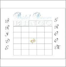 Blank Bingo Card Template Microsoft Word Tailoredswift Co