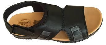 Medifeet Size Chart Medifeet Doctor Sandals For Men Cs1611