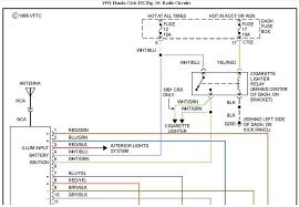 1993 honda civic distributor wiring diagram wiring diagrams honda civic wiring diagrams at 1993 Honda Wiring Diagram