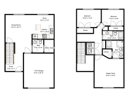 3 Bedroom Floor Plans Impressive Design Ideas