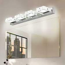 Solfart Modern 3 Lights Warm Light 3000k Led Vanity Lights For Bathroom Wall Lig For Sale Online Ebay