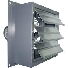 canarm wall exhaust fan 12in 2 sd 1 4 hp
