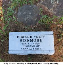 """Edward """"Ned"""" Sizemore (1833-1901) - Find A Grave Memorial"""