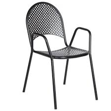 black metal dining chairs. Black Metal Dining Chairs With E
