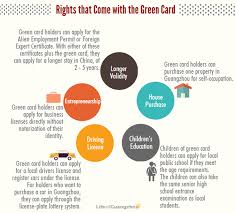 foreigners soon eligible for green