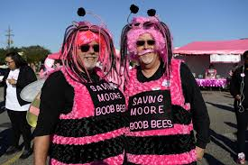 Were you 'Seen' at the breast cancer walk? - GreenwichTime