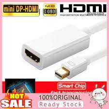 Cáp Chuyển Đổi Mini Displayport Dp Sang Hdmi Cho Imac Macbook Pro Air