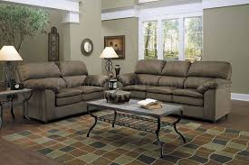 Unique Living Room Sage Micro Suede Upholstery Unique Contemporary Living Room Set