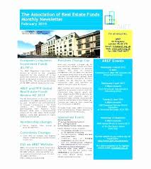 february newsletter template real estate newsletter template elegant newsletter template examples