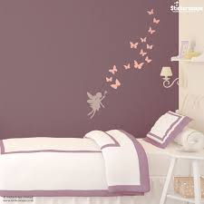 fairy and erfly wall stickers large size fairy princess wall stickers stickerscape