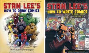 02 01 12 stan lee splashes stan lee s how to write ics and stan lee s how to draw ics