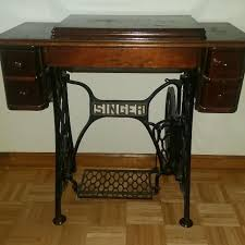 Singer Sewing Machine Stand For Sale