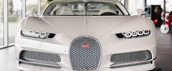 For the start of one of the world's toughest races, bugatti sent their latest achievement to pace the field. White On White Bugatti Chiron Shows Immaculate Spec Interior Too Autoevolution
