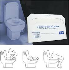 disposable toilet seat covers 10