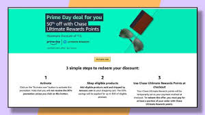 Best travel credit cards travel credit card rewards. 50 Off During Amazon Prime Day With Your Chase Credit Card Cnn
