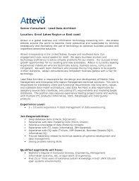 Oracle Architect Cover Letter Benefits Supervisor Sample