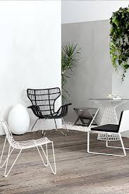 Living Minsk Outdoor Patio Dining Table In Gray Powder Coated Powder Coated Outdoor Furniture
