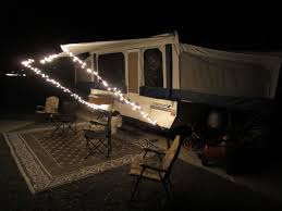 Awning Lights Simple Cheap Awning Mod Camper Awning Lights Camper