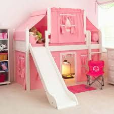 bunk bed with slide and tent. Bunk Bed With Slide And Tent S