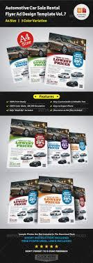 automotive car rental flyer v7 by jbn comilla graphicriver automotive car rental flyer v7 corporate flyers