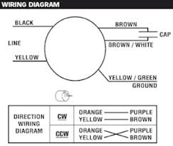 3 wire fan motor wiring diagram adco fac wagner 1 3 hp condensor fan motor 48y 208 230volt extended mounting blots the