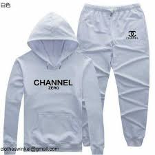 chanel tracksuit. clothes sales - chanel tracksuit men winter cha0280 dw00266459