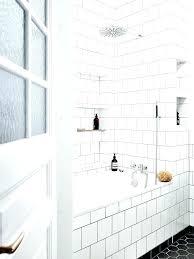 modern white tile shower. Wonderful Tile Modern White Tile Bathroom Full Size Of  Bathrooms   On Modern White Tile Shower