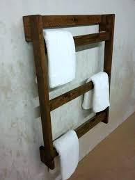 wooden paper towel holder wall mount wooden kitchen towel rack wooden towel rail towel ladder wall mounted rustic wooden towel rail free pp various sizes