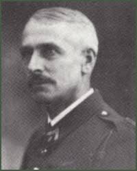 Portrait of Brigadier-General Alain-Bertrand-Marie-Gaston d'Humières - d_Humieres_Alain-Bertrand-Marie-Gaston