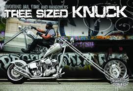 Tree Sized Knuck - The Cycle Source Magazine World Report