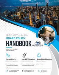 Brookwood 167 Board Policy Handbook By Brookwood 167 Issuu