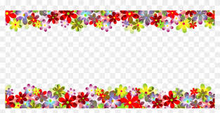 Spring Powerpoint Background Spring Flowers Borders 4 Buy Clip Art Cute Powerpoint