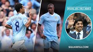 Manchester city is a british team associated with the football club. Man City S Squad Before Sheikh Mansour S Buyout Where Are They Now