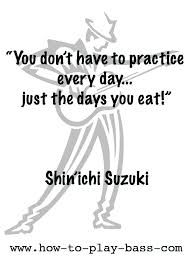 "Practice Quotes 40 ""You Don't Have To Practice Everyday Simple Practice Quotes"