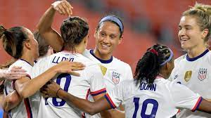 USWNT vs. Paraguay: Time, channel, TV ...