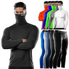 Drskin Compression Size Chart Drskin Men Compression Base Layer Tight Under Shirts