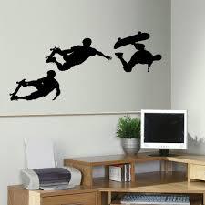 Skater Bedroom Online Get Cheap Skateboarding Wall Murals Aliexpresscom