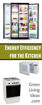 Efficiency Kitchen Energy Efficiency For The Kitchen Easy Quick And Affordable
