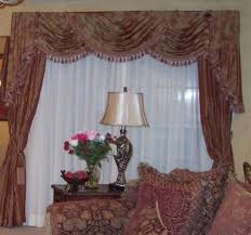 jc penney dries custom curtains on triple swags over ds for jc penney curtains valances