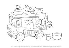 Num Noms Coloring Pages Diagramstockphotostk